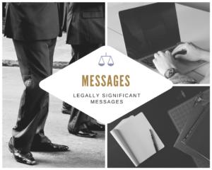Категории и характеристики деловой корреспонденции